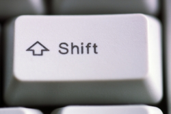 Shift-button